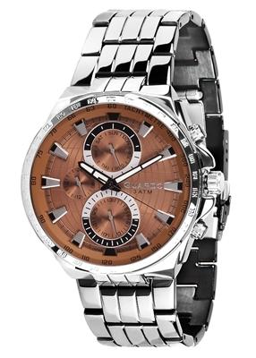 عکس نمای روبرو ساعت مچی برند گوآردو مدل 11951-2