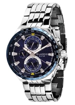 عکس نمای روبرو ساعت مچی برند گوآردو مدل 11951-3