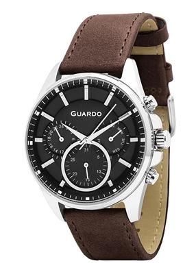 عکس نمای روبرو ساعت مچی برند گوآردو مدل 11999(1)-3