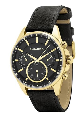عکس نمای روبرو ساعت مچی برند گوآردو مدل 11999(1)-4