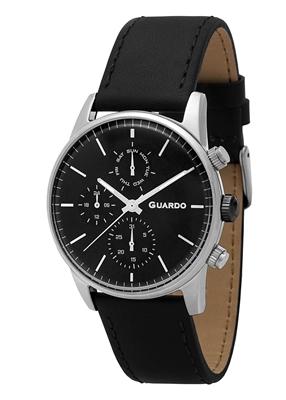 عکس نمای روبرو ساعت مچی برند گوآردو مدل 12009-1