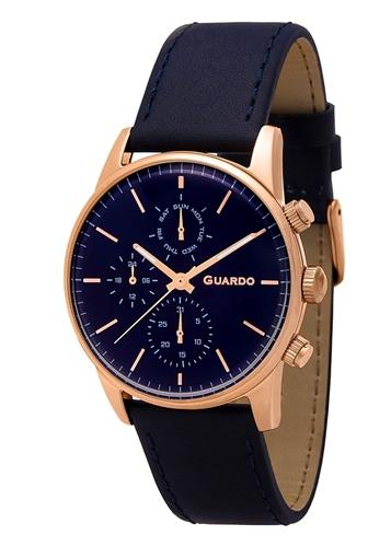 عکس نمای روبرو ساعت مچی برند گوآردو مدل 12009-4