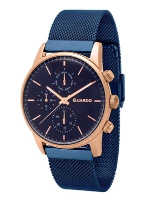 عکس نمای روبرو ساعت مچی برند گوآردو مدل 12009(1)-4