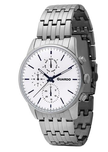عکس نمای روبرو ساعت مچی برند گوآردو مدل 12009(2)-2