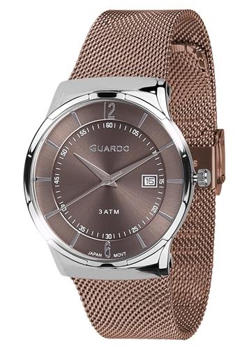 عکس نمای روبرو ساعت مچی برند گوآردو مدل 12016-1