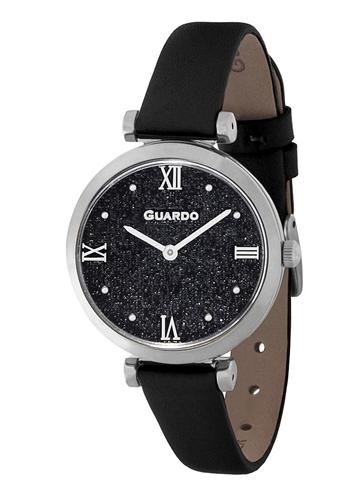 عکس نمای روبرو ساعت مچی برند گوآردو مدل 12333-1