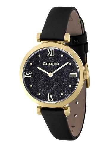عکس نمای روبرو ساعت مچی برند گوآردو مدل 12333-3