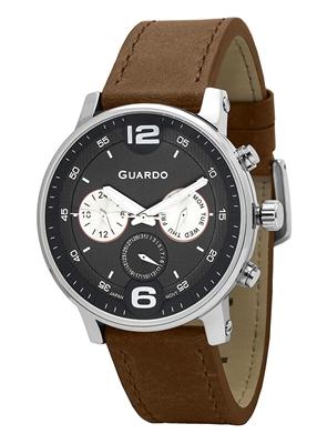 عکس نمای روبرو ساعت مچی برند گوآردو مدل 12432(1)-1