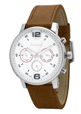 عکس نمای روبرو ساعت مچی برند گوآردو مدل 12432(1)-3