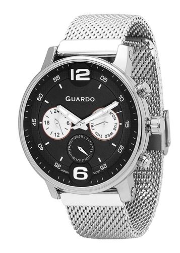 عکس نمای روبرو ساعت مچی برند گوآردو مدل 12432(2)-2