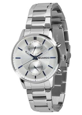 عکس نمای روبرو ساعت مچی برند گوآردو مدل B01068-1