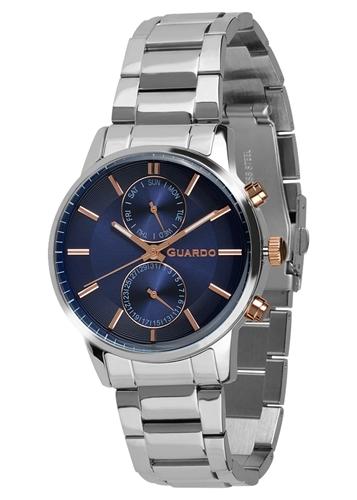 عکس نمای روبرو ساعت مچی برند گوآردو مدل B01068-4