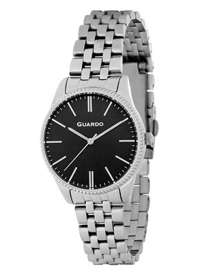عکس نمای روبرو ساعت مچی برند گوآردو مدل B01095-1
