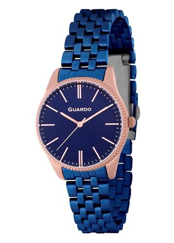 عکس نمای روبرو ساعت مچی برند گوآردو مدل B01095-7
