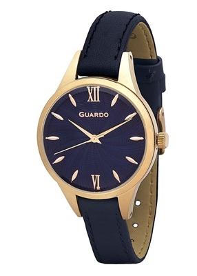 عکس نمای روبرو ساعت مچی برند گوآردو مدل B01099-4