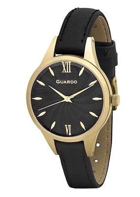 عکس نمای روبرو ساعت مچی برند گوآردو مدل B01099-5