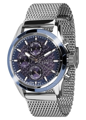 عکس نمای روبرو ساعت مچی برند گوآردو مدل B01113-2