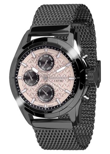 عکس نمای روبرو ساعت مچی برند گوآردو مدل B01113-5