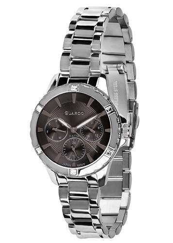 عکس نمای روبرو ساعت مچی برند گوآردو مدل B01118-1