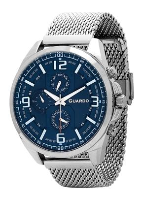 عکس نمای روبرو ساعت مچی برند گوآردو مدل B01361(1)-1