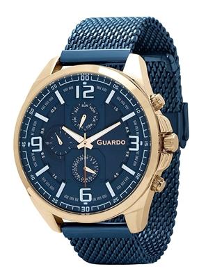 عکس نمای روبرو ساعت مچی برند گوآردو مدل B01361(1)-4