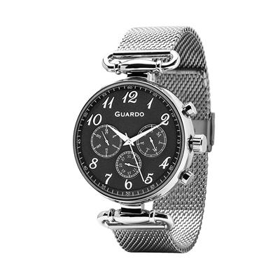 عکس نمای روبرو ساعت مچی برند گوآردو مدل 11221-1