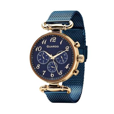 عکس نمای روبرو ساعت مچی برند گوآردو مدل 11221-5