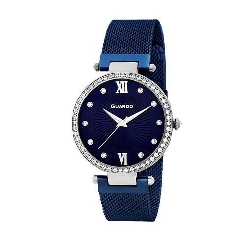 عکس نمای روبرو ساعت مچی برند گوآردو مدل 11390-1