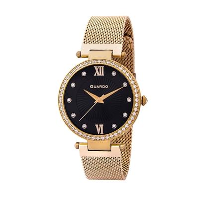 عکس نمای روبرو ساعت مچی برند گوآردو مدل 11390-2