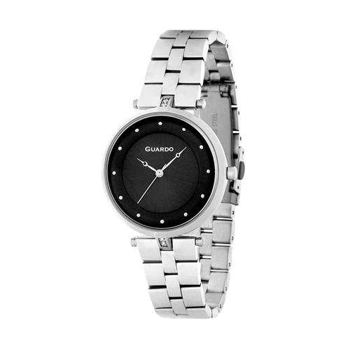 عکس نمای روبرو ساعت مچی برند گوآردو مدل 11394(1)-1