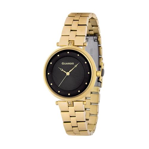عکس نمای روبرو ساعت مچی برند گوآردو مدل 11394(1)-4