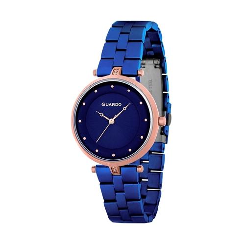عکس نمای روبرو ساعت مچی برند گوآردو مدل 11394(1)-5