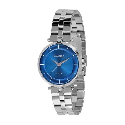 عکس نمای روبرو ساعت مچی برند گوآردو مدل 11394-3