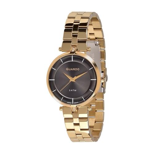 عکس نمای روبرو ساعت مچی برند گوآردو مدل 11394-4