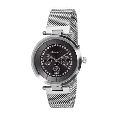 عکس نمای روبرو ساعت مچی برند گوآردو مدل 11405-1