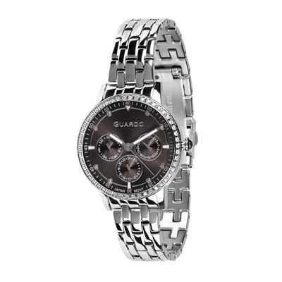 عکس نمای روبرو ساعت مچی برند گوآردو مدل 11461-1