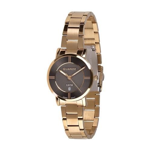 عکس نمای روبرو ساعت مچی برند گوآردو مدل 11688-3