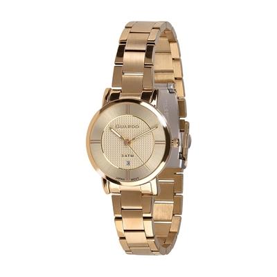 عکس نمای روبرو ساعت مچی برند گوآردو مدل 11688-4