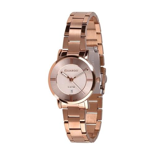 عکس نمای روبرو ساعت مچی برند گوآردو مدل 11688-5
