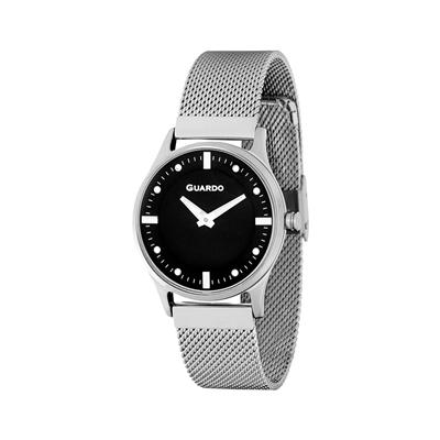 عکس نمای روبرو ساعت مچی برند گوآردو مدل 11712-2