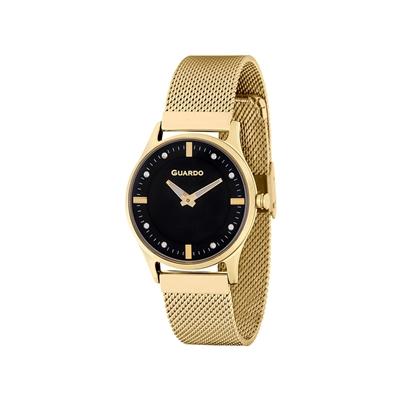 عکس نمای روبرو ساعت مچی برند گوآردو مدل 11712-3