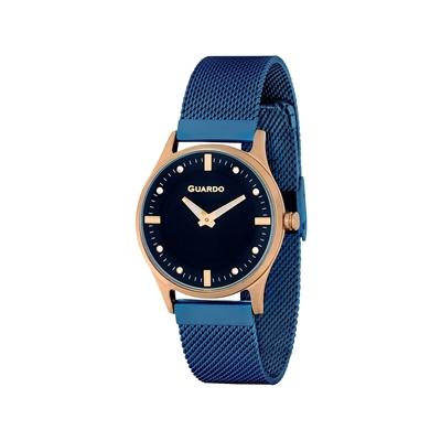 عکس نمای روبرو ساعت مچی برند گوآردو مدل 11712-5