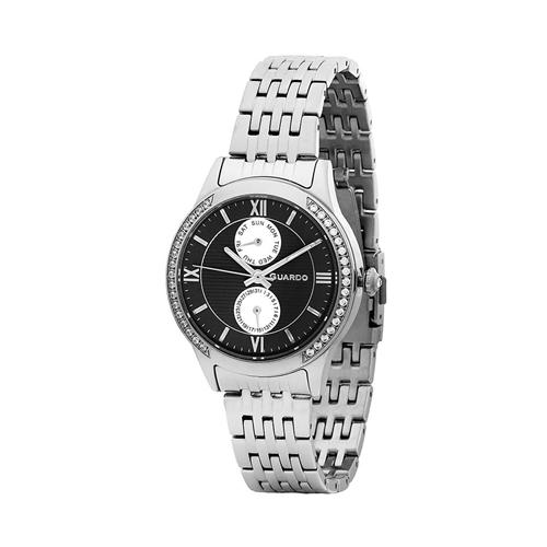 عکس نمای روبرو ساعت مچی برند گوآردو مدل 11717-1