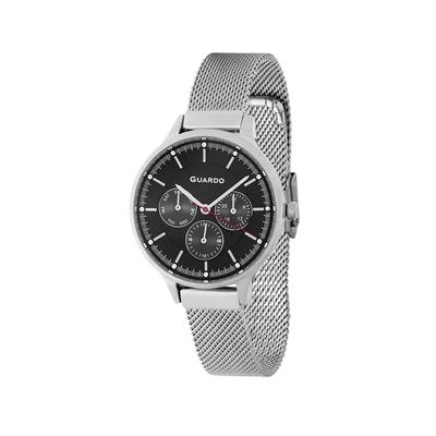 عکس نمای روبرو ساعت مچی برند گوآردو مدل 11636-1