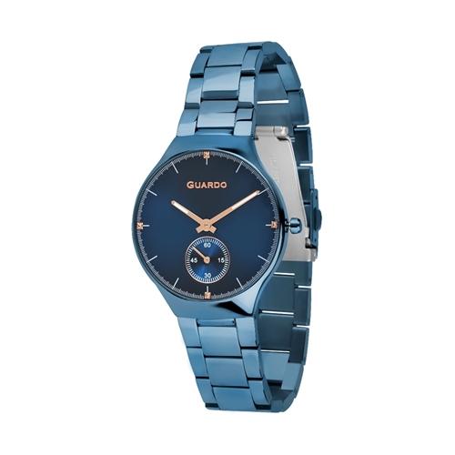 عکس نمای روبرو ساعت مچی برند گوآردو مدل B01398(2)-7
