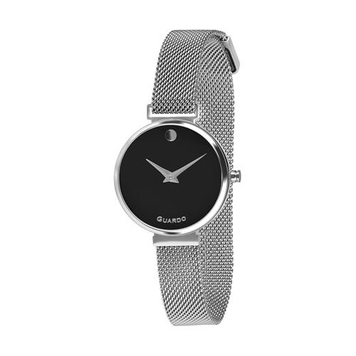 عکس نمای روبرو ساعت مچی برند گوآردو مدل B01401-1