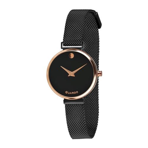 عکس نمای روبرو ساعت مچی برند گوآردو مدل B01401-6
