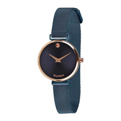 عکس نمای روبرو ساعت مچی برند گوآردو مدل B01401-7