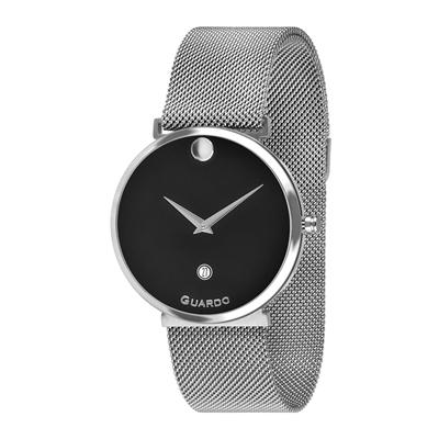 عکس نمای روبرو ساعت مچی برند گوآردو مدل B01402-1