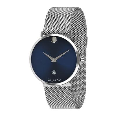 عکس نمای روبرو ساعت مچی برند گوآردو مدل B01402-2